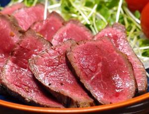 国産牛肉タタキ